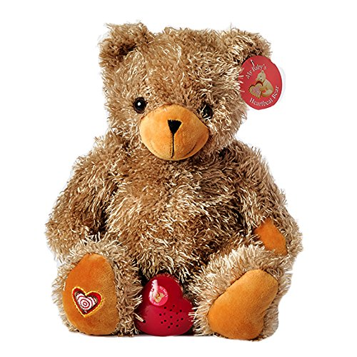 MBHB - Tan Teddy Bears Stuffed Animal w/ 20 sec Voice Recorder - Tan Bear