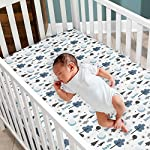 Lambs-Ivy-Forever-Pooh-Fitted-Crib-Sheet-Multicolor