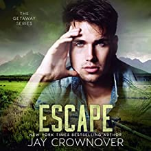 Escape Audiobook by Jay Crownover Narrated by George Wickham, Serena St. Clair