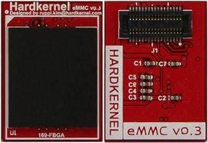 64GB eMMC 5 1 Module XU3/XU4 Linux (Blue Dot)