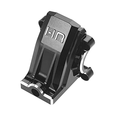 Hot Racing XMX12C01 Aluminum Front or Rear Differential Housing Cover Traxxas X-: Toys & Games