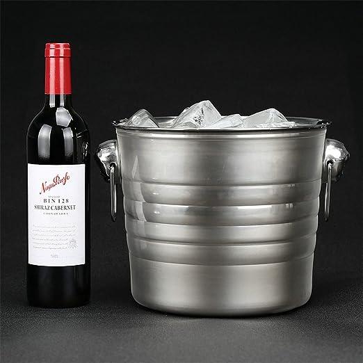 Tiger s Big Ice Bucket, champagne, vino tinto, cerveza, cubo de ...
