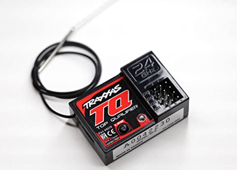 61jxXq2wneL._SX466_ amazon com traxxas 1 16 mini slash 4x4 tq 2 4ghz transmitter traxxas 6518 wiring diagram at reclaimingppi.co