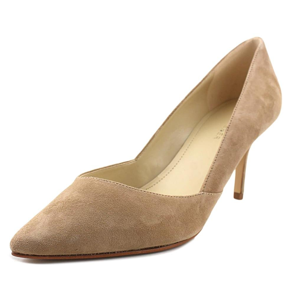Marc Fisher Women's Tuscany Pump B004LBYASC 8 B(M) US|Natural