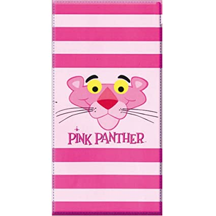 La Pantera Rosa toalla