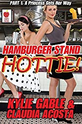 Hamburger Stand Hottie