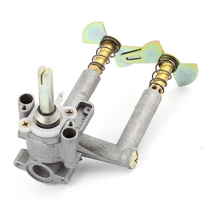 Amazon.com: eDealMax Cocina líquido GLP Cocina de gas Hornos de válvula de control de encendido electrónico: Kitchen & Dining