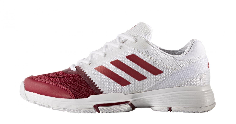 Adidas Barricade Club W, Zapatillas de Tenis para Mujer, Coral (Rojdes/Ftwbla/Amahie), 37 1/3 EU