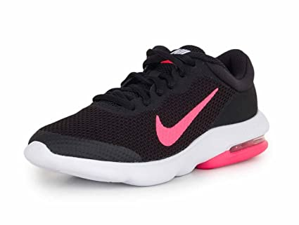 1661a11de60 Image Unavailable. Image not available for. Color  Nike Girls Air Max  Advantage GS Running Shoes ...