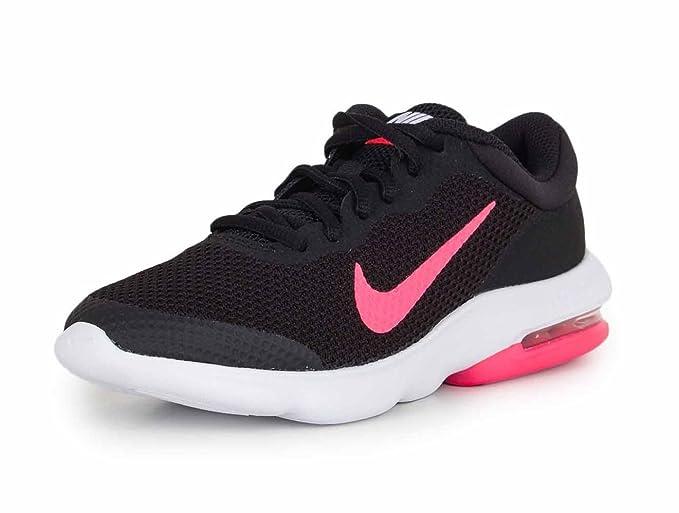 b8228a84f4cc00 Amazon.com  Nike Girls Air Max Advantage GS Running Shoes (5 Big Kid ...