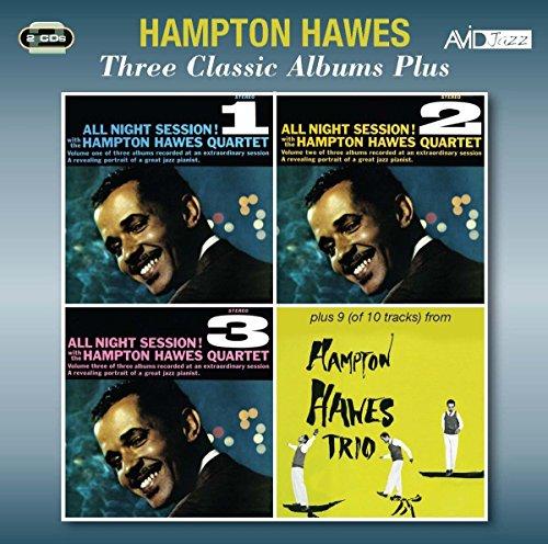 (Three Classic Albums Plus - Hampton Hawes)
