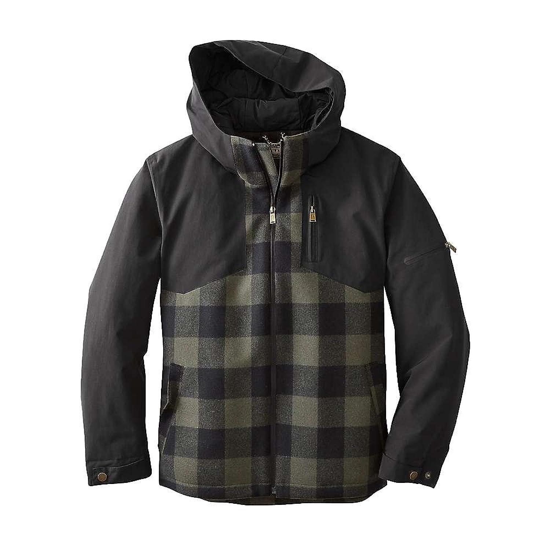 ペンドルトン アウター ジャケットブルゾン Pendleton Men's Jackson Hole Jacket Olive Buff 1c8 [並行輸入品] B07848XXBT  Medium