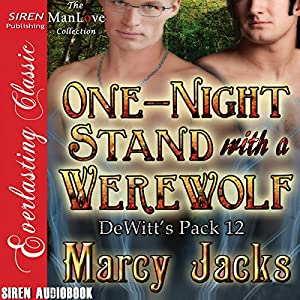 One-Night Stand with a Werewolf Audiobook