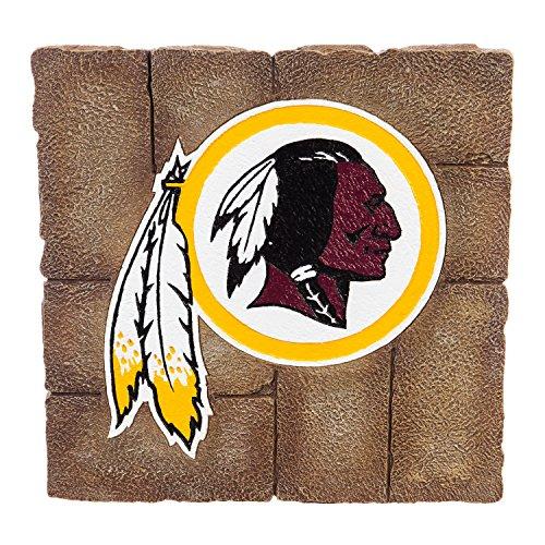 (Team Sports America Washington Redskins Garden Paver Team Logo Decorative Stepping Stone)
