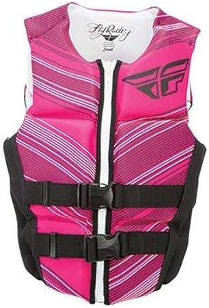 Fly Racing Womens Ladies Neoprene Vest Pink//Black Small 221-23205
