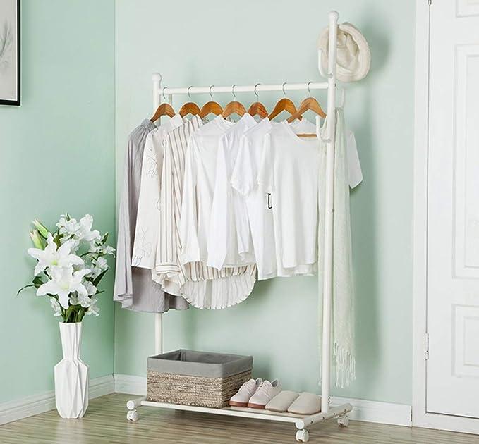 Amazon.com: Y.H.Valuable Coat Racks Simple Coat Rack Floor ...