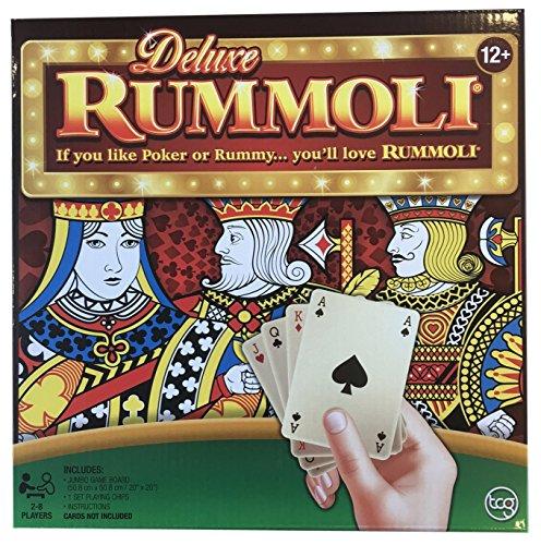 Kroeger Herb Deluxe Rummoli Game w. Board (20 x 20) - If ...