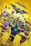 LEGO BATMAN Original Movie Poster 27x40 - Double - Sided - Final - Will Arnett - Zach Galifianakis - Michael Cera - Rosario Dawson - Ralph Fiennes