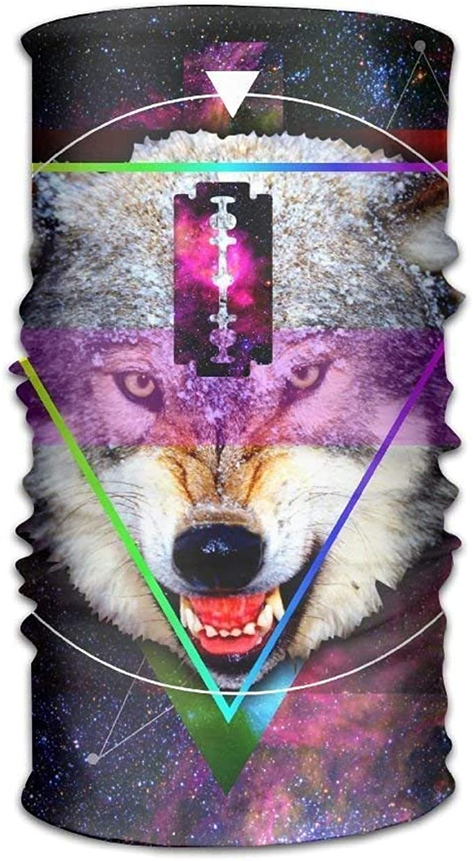 Magic Headwear Cute Lemur Outdoor Scarf Headbands Bandana Mask Neck Gaiter Head Wrap Mask Sweatband