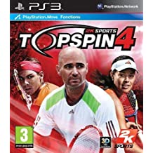 Third Party - Top Spin 4 [PS3] NEUF - 5026555402750