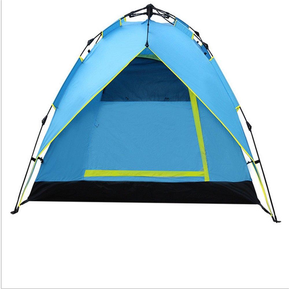 ダブルレイヤー防水グラスポールによる屋外キャンプ用キャンプテント B07CBNXH7C。 B07CBNXH7C, FABRICS:cedb0265 --- ijpba.info