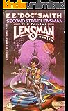 Second Stage Lensman (The Lensman Series Book 5)