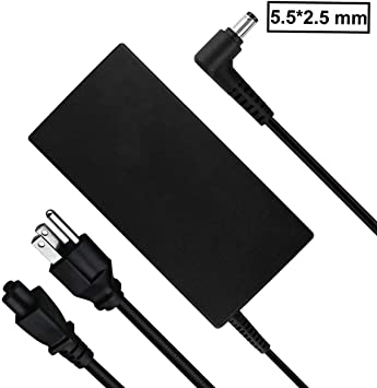 Original OEM AC power adapter Chicony for MSI Clevo GE62 19.5V 120W A12-120P1A