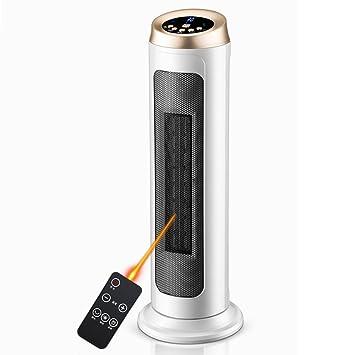 Calentador QFFL Estufa de calefacción Cuarto de baño Ahorro de energía Ventilador eléctrico Enfriamiento y calefacción (Color : Remote Control): Amazon.es: ...