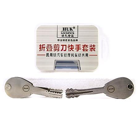 Suoyigou 20 Pcs Auto/ Car Lock Pick Set: Amazon co uk: DIY