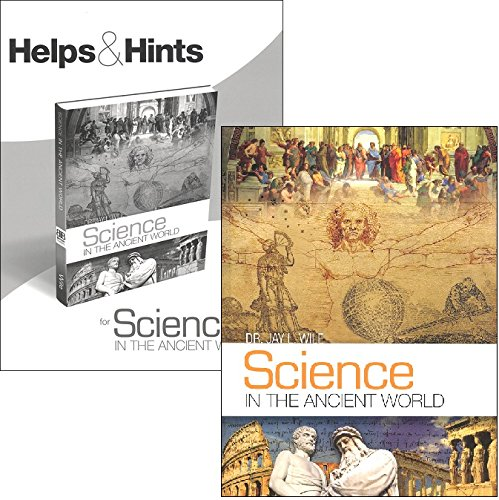 Science in the Ancient World Set - Text and Helps & Hints