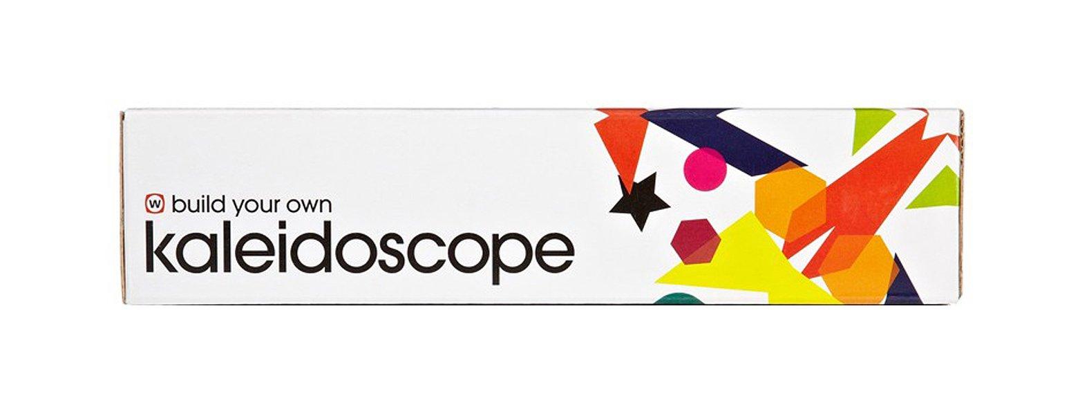 NPW-USA Build Your Own Kaleidoscope Kit by NPW