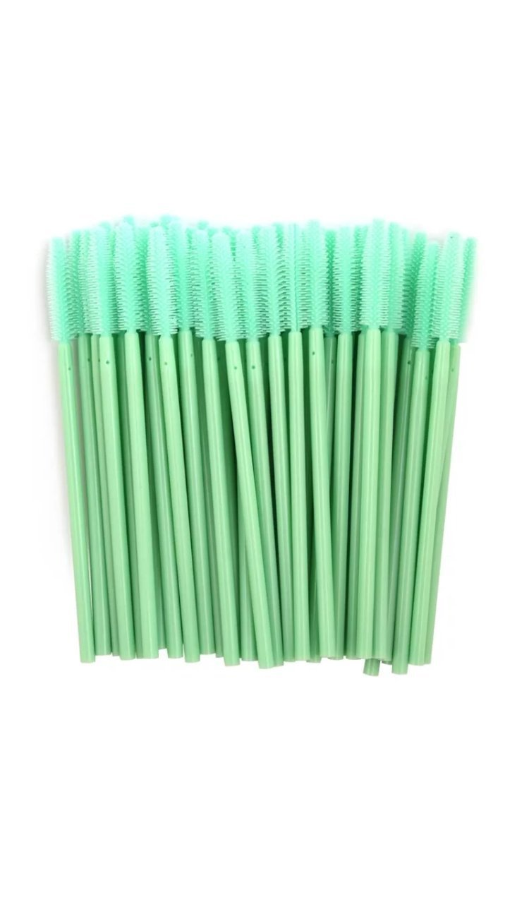 50 Disposables Silicone Mascara Wands Cherie Yvon Cosmetics