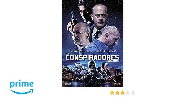 Los conspiradores (Marauders) [DVD]: Amazon.es: Christopher Meloni, Bruce Willis, Dave Bautista, Steven C Miller: Cine y Series TV