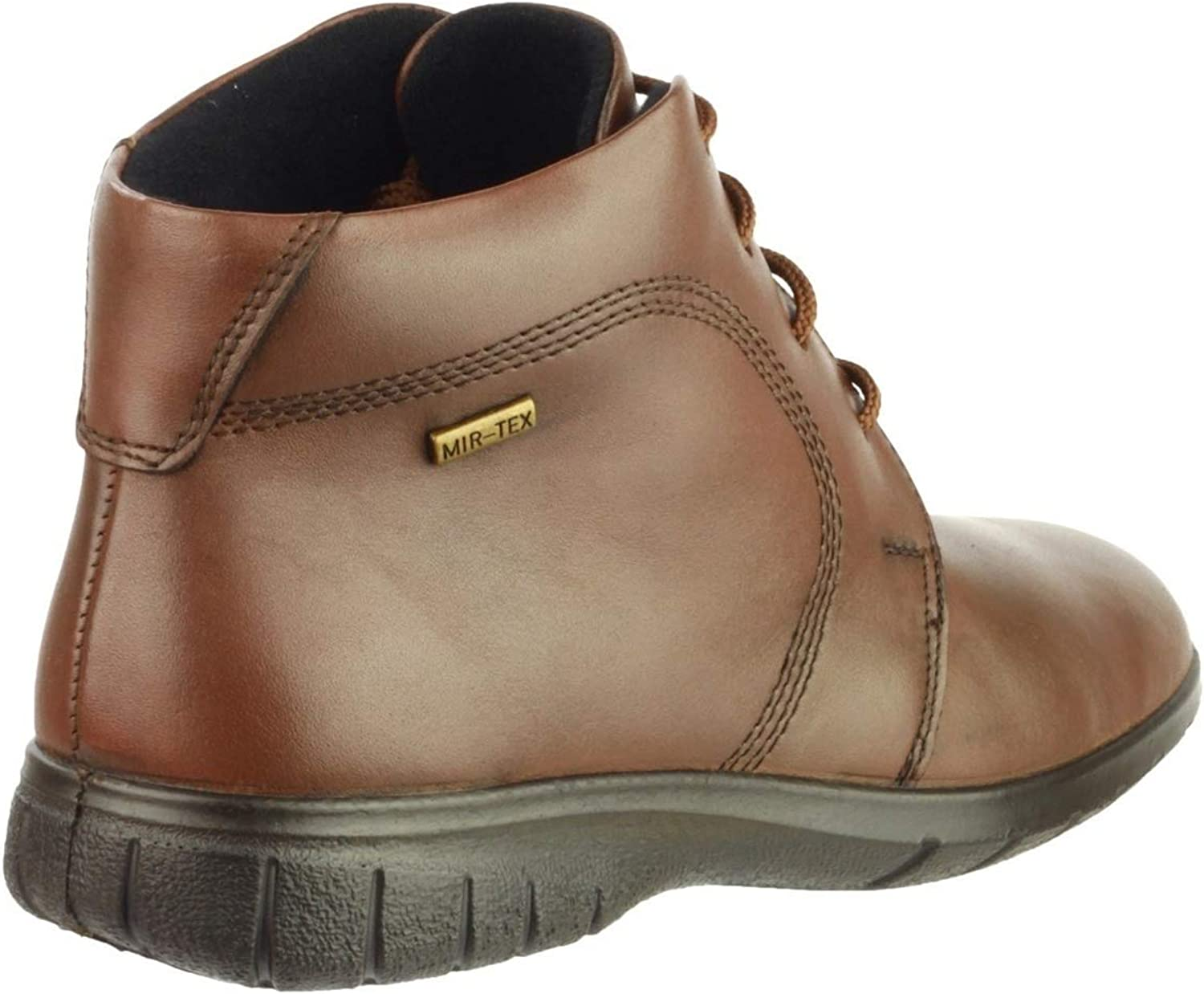 Cotswold BIBURY Womens Ladies Waterproof Padded Lace-Up Comfy Ankle Boots Brown
