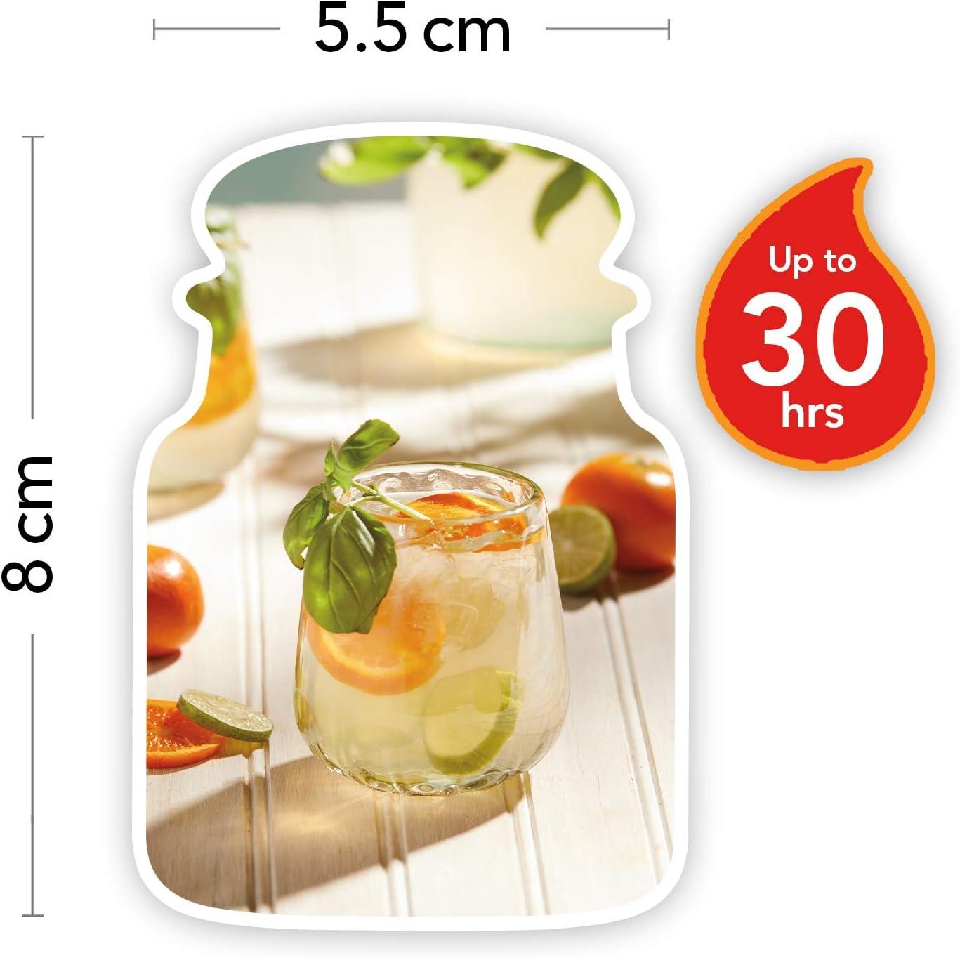 YANKEE CANDLE Classic Petit Pot Calamansi Cocktail Small