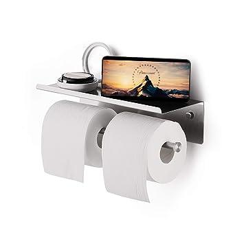 Amazon.com: YUMORE - Portarrollos de papel higiénico, SUS304 ...