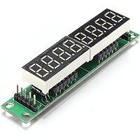 kcopo 8de interfaz LED Pantalla Módulo MAX7219Digital Control
