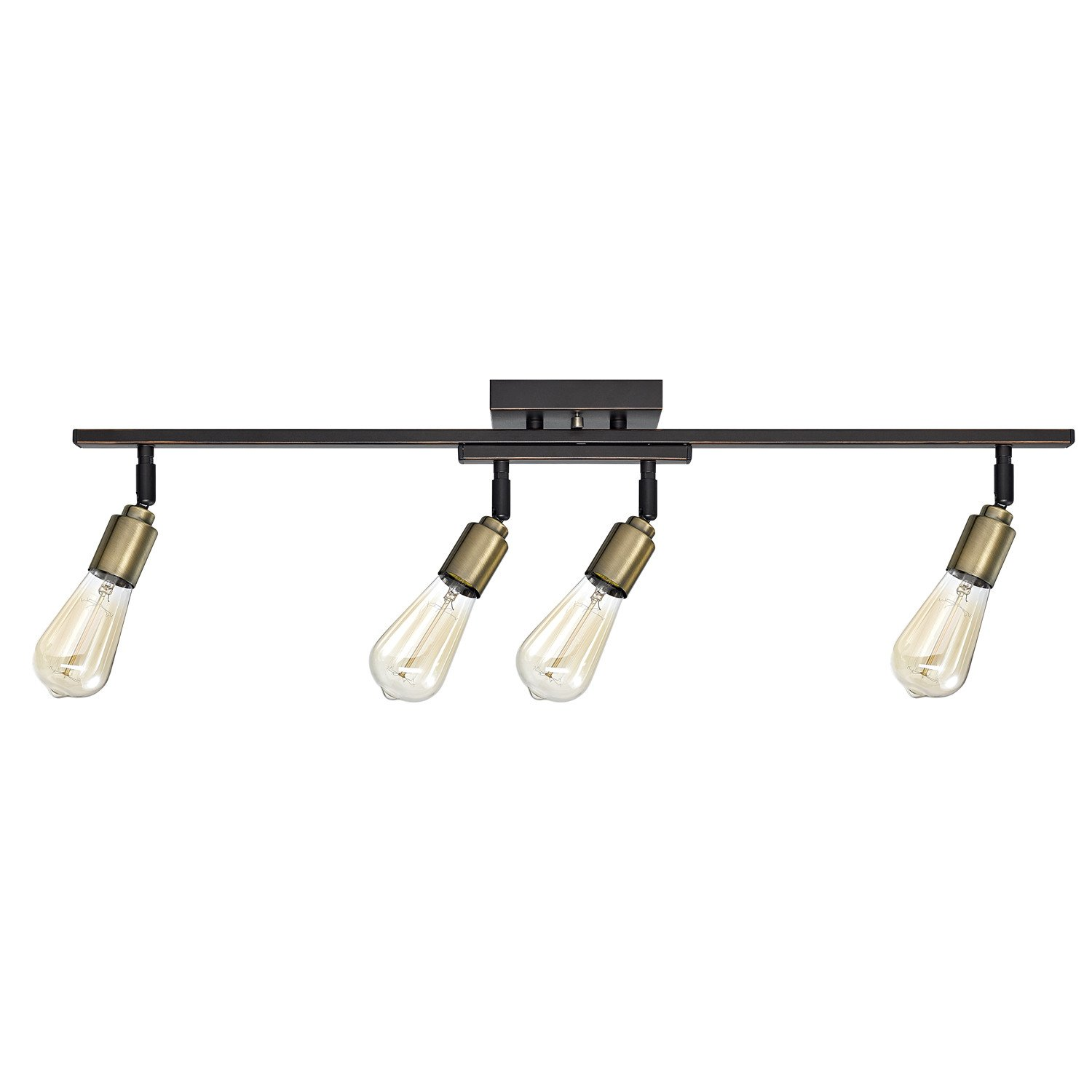 Globe Electric 59035 Track Lighting Oil Rubbed Bronze