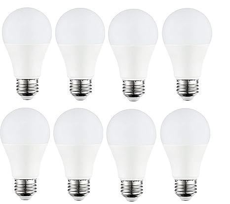 100 Watt Dimmable Led Bulbs 4 Pack 8 Pack