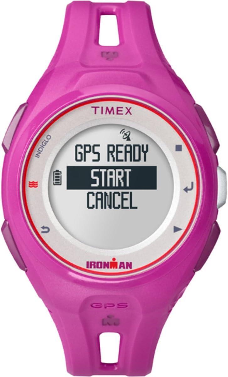Timex Ironman Run x20GPS Reloj Deportivo reloj digital unisex reloj de pulsera deportivo Running