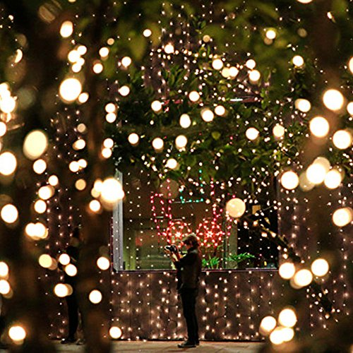 Christmas solar led fairy lightsromte solar panel with 2 meters christmas solar led fairy lightsromte solar panel with 2 meters cable ambiance lights for outdoor aloadofball Image collections
