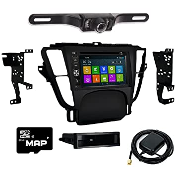 Amazoncom Otto Navi DVD GPS Navigation Multimedia Radio And Dash - Acura navigation dvd