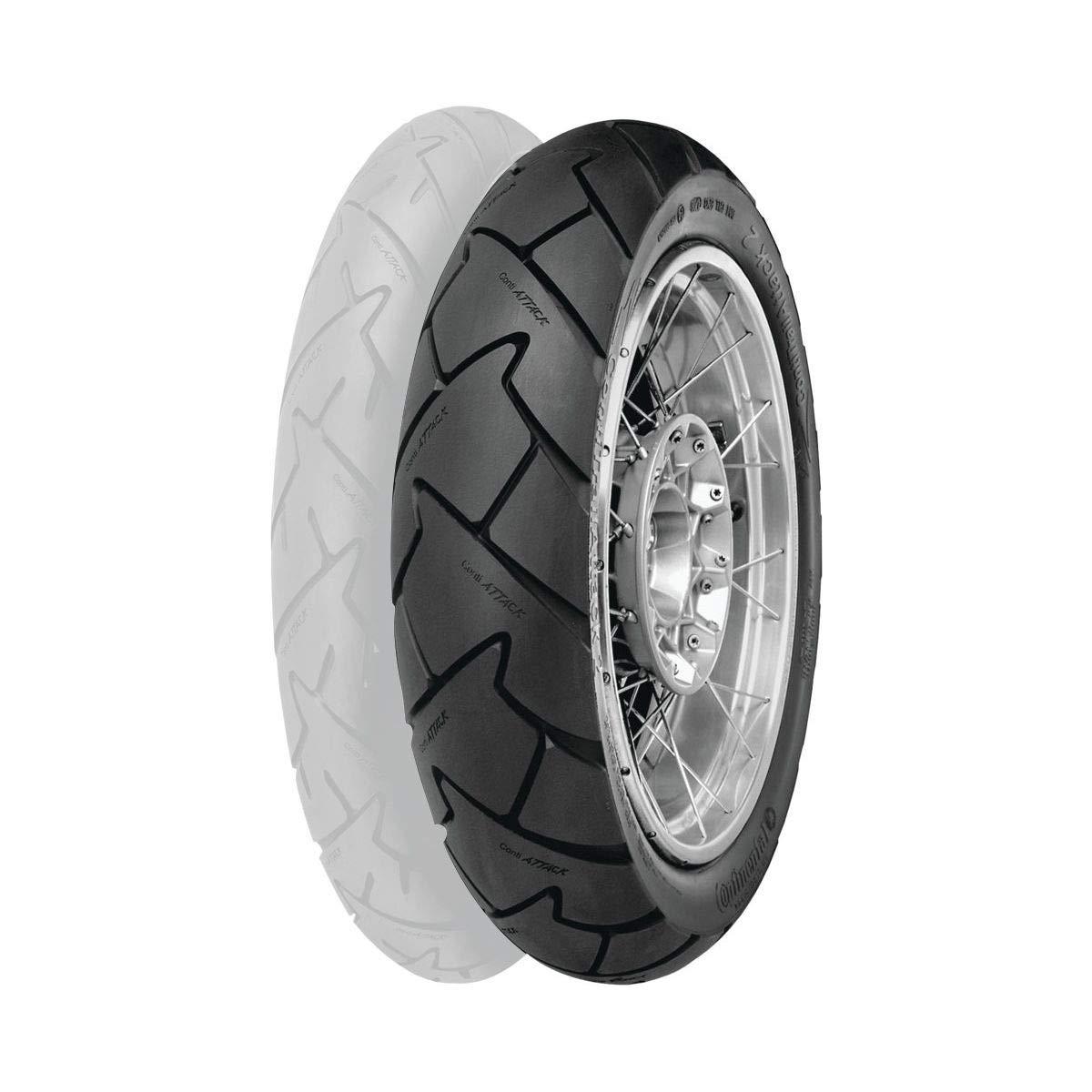 190//55ZR17 Continental Trail Attack 2 Rear Tire