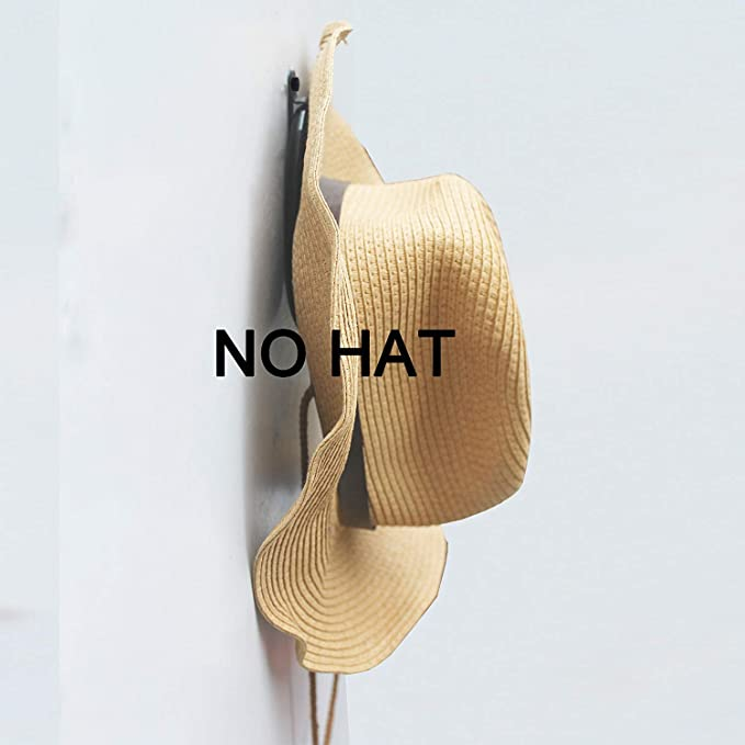 YYST Invisible Cowboy Hat Rack Cowboy Hat Holder Storage Display - Keep  Your hat in Shape 86d9fab688e1