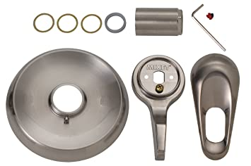 brasscraft skd0204 d mixet mtr5 hh sn single handle tub and shower trim kit