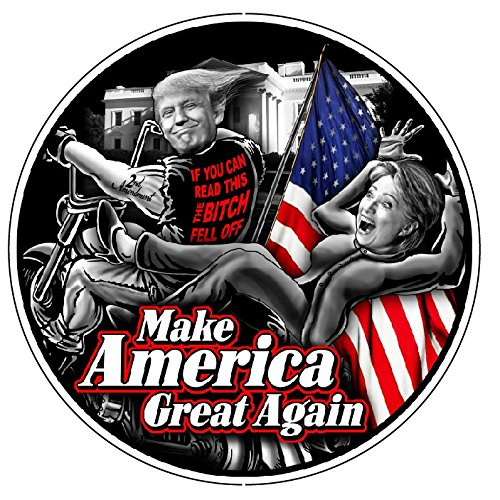 Biker Life Clothing Trump-Bitch Fell Off