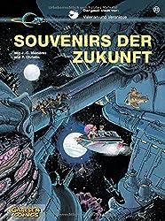 Valerian & Veronique, Band 22: Souvenirs der Zukunft