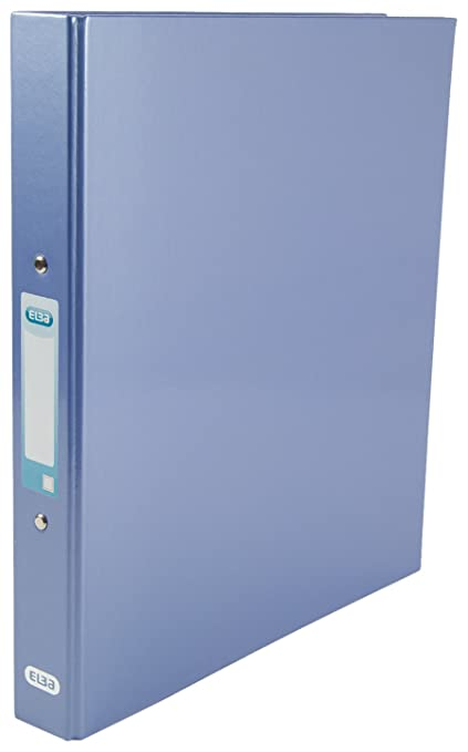 Elba - Archivador de anillas (A4, 10 unidades), color azul ...