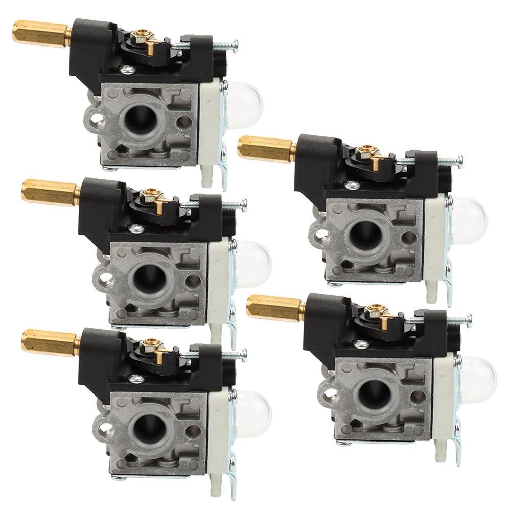 Savior 5pcs Carburetor RB- K75 for Echo GT-200 GT-200I GT-200R GT-201I GT-201R HC-150 HC-150I HC-151 HC-151I PE-200 PE-201 SHC-210 SHC-211 Carb Brushcutter Hedge Trimmer by Savior