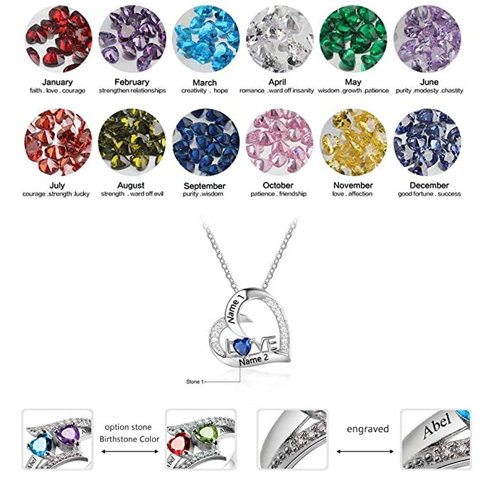 Grand Made Collar Personalizado con Piedras simuladas Piedra ...